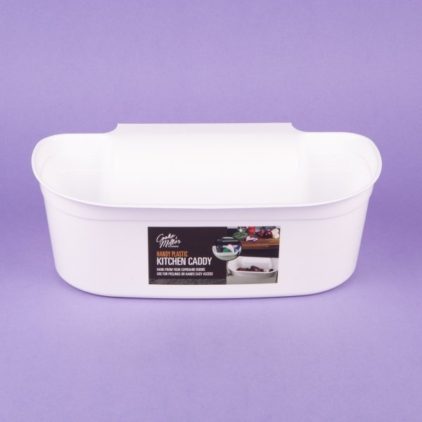 **NEW** Handy Plastic Kitchen Caddy