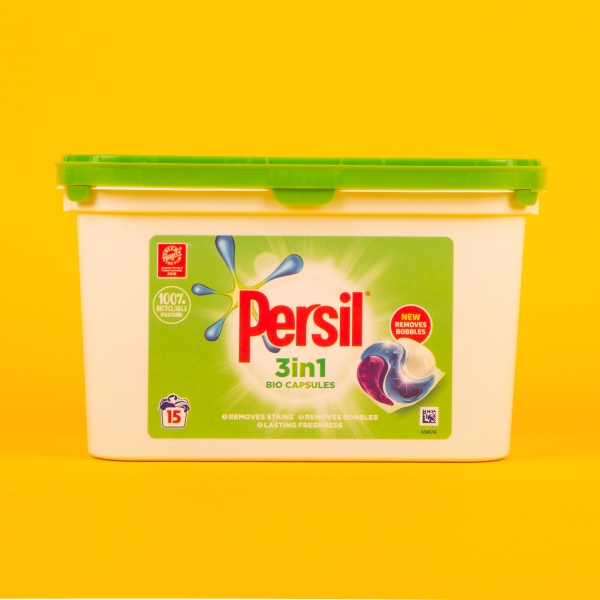 **NEW** Persil 3-in-1 Laundry Capsules 15pk
