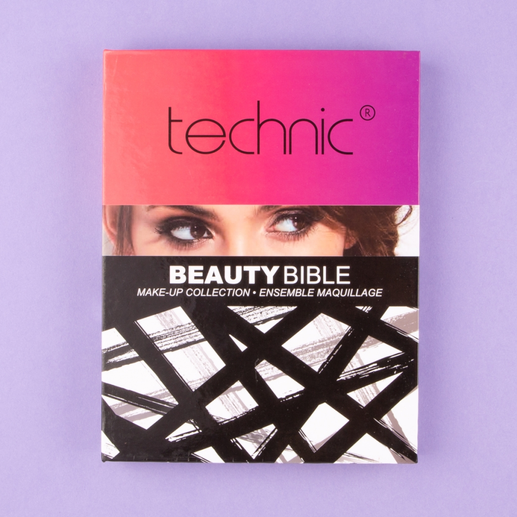 **NEW** Technic Beauty Bible Makeup Set