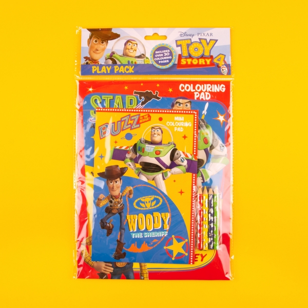**NEW** Toy Story Ultimate Colouring Set