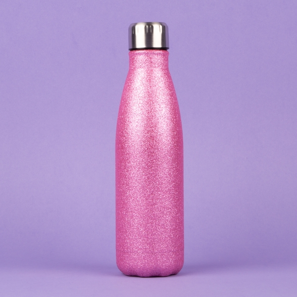Stainless Steel Water Bottle 750ml - Iridescent Pink