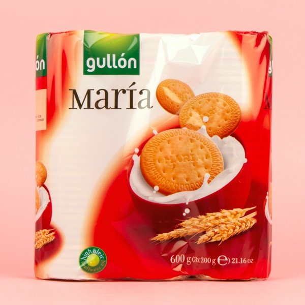 **NEW** Gullon Maria Biscuits 600g