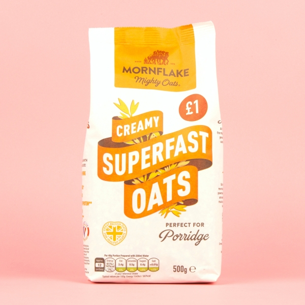 **NEW** Mornflake Creamy Superfast Oats 500g