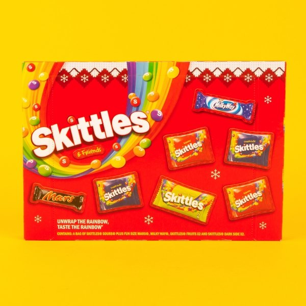 **NEW** Skittles & Friends Medium Selection Box
