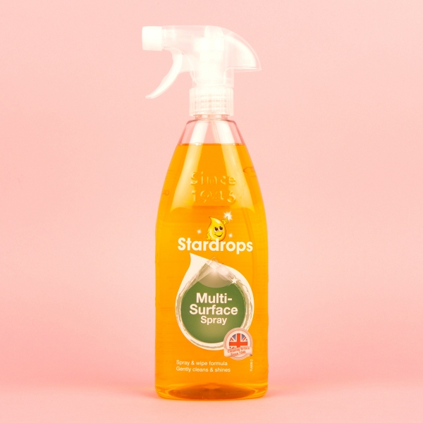 **NEW** Stardrops Antibacterial Cleaning Spray 750ml