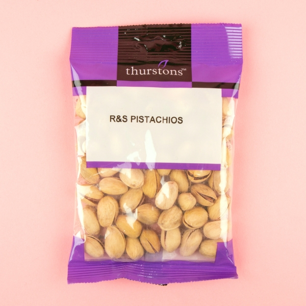 **NEW** Thurstons Roasted & Salted Pistachios 70g