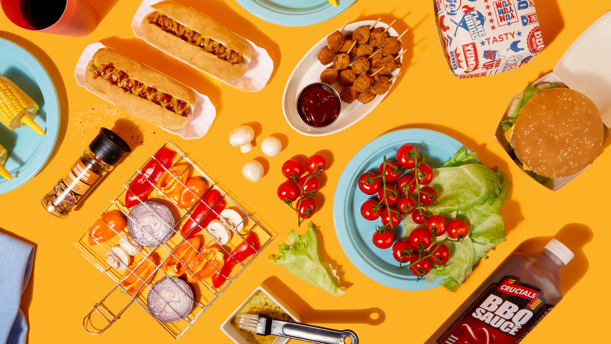 barbecue food drink products