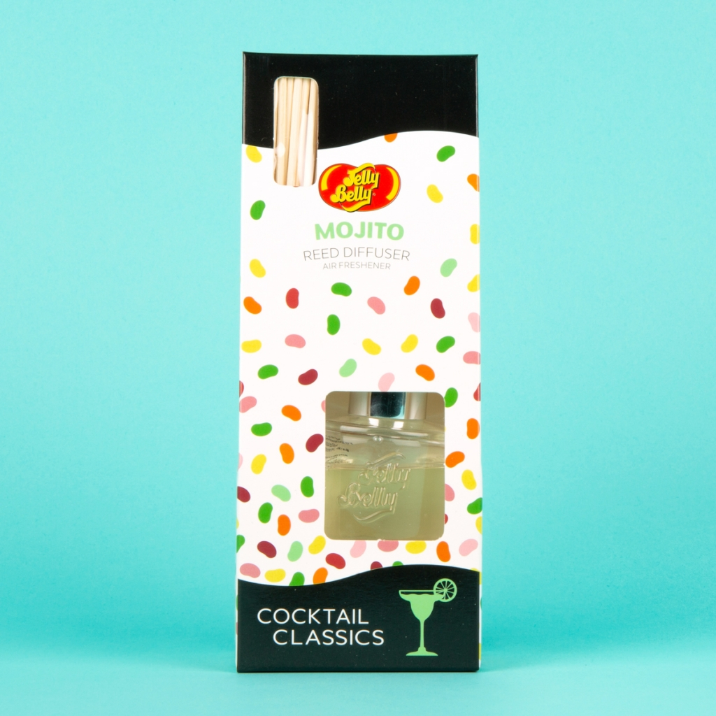 jelly belly reed diffuser mojito scent